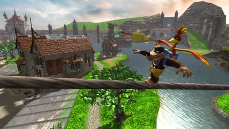 Galería de imágenes de 'Banjo-Kazooie 3'