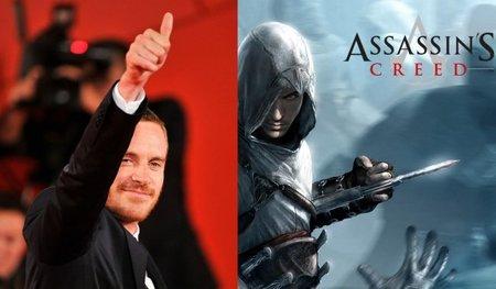 Michael Fassbender protagonizará la película de 'Assassin´s Creed'