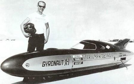 Triumph Gyronaut X 1