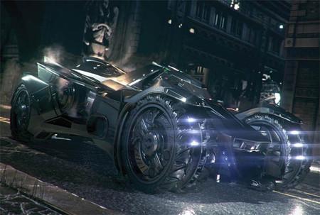 Batmóvil, tortas y la ciudad de Gotham en estas imágenes de Batman: Arkham Knight