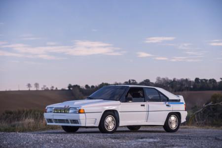 322 1986 Citroen Bx 4tc