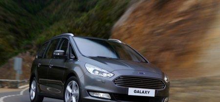 El Ford Galaxy comienza a venderse en España y lo hace con tracción total inteligente