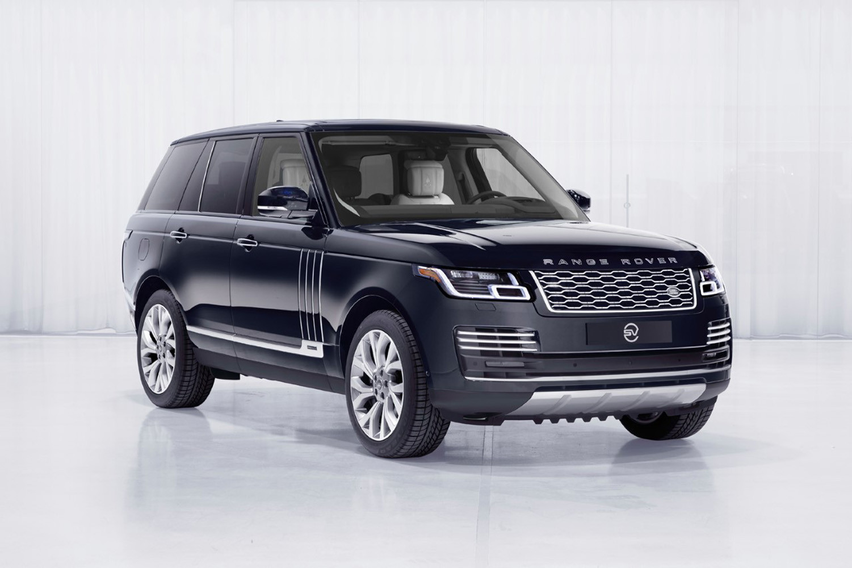 Foto de Range Rover Astronaut Edition (1/12)