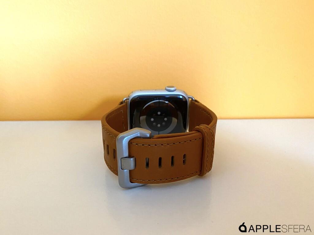 Apple Watch Strap Modern de Harber London, para llevar nuestro Apple Watch con estilo