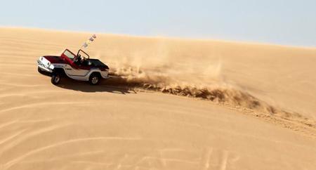 WaterCar desierto