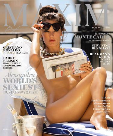 ¿Las revistas femeninas sexualizan más a las modelos que muchas masculinas? Tenemos la prueba