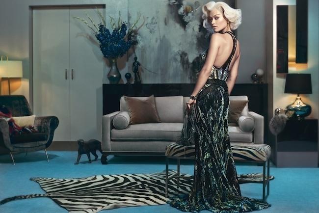 Foto de Rita Ora para Roberto Cavalli (1/6)