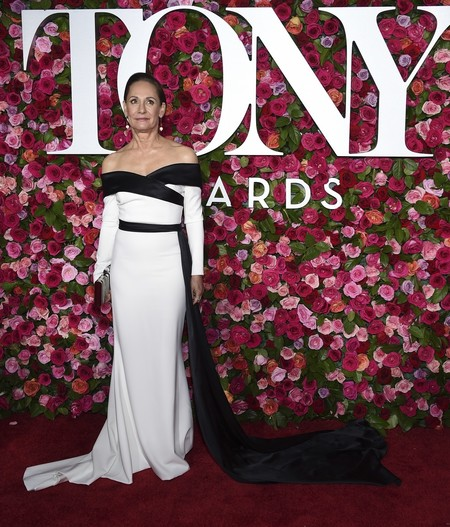Alfombra Roja Tony Awards 2018 Laurie Metcalf Christian Siriano