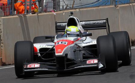 Kimiya Sato Auto GP 2014 Marrakech