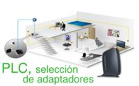 PLC, selección de adaptadores Powerline (I)