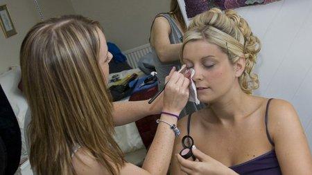 Maquillaje de la novia - Video4Net