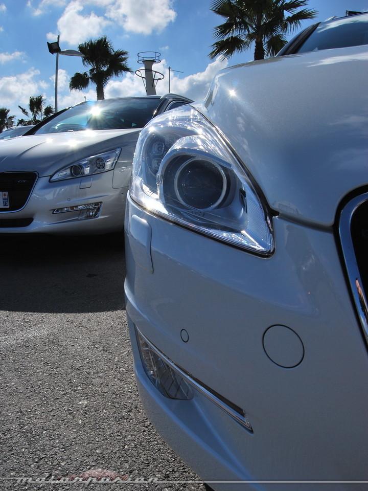 Foto de Peugeot 508 y 508 SW (presentación) (118/118)