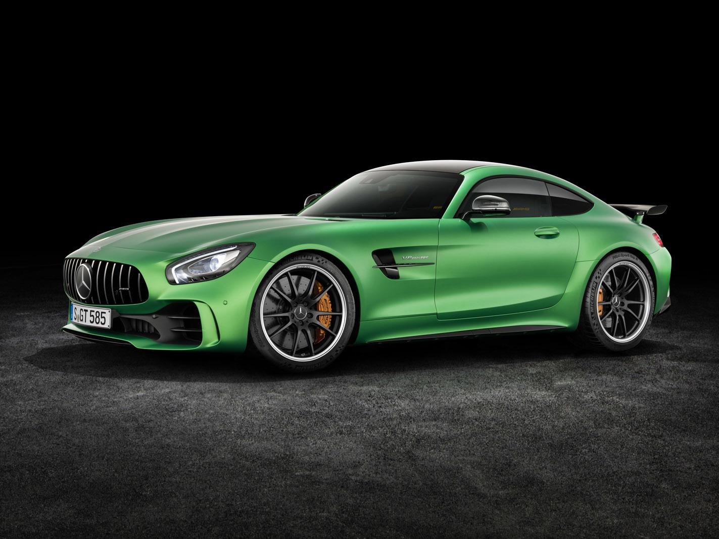 Foto de Mercedes-AMG GT R (11/30)