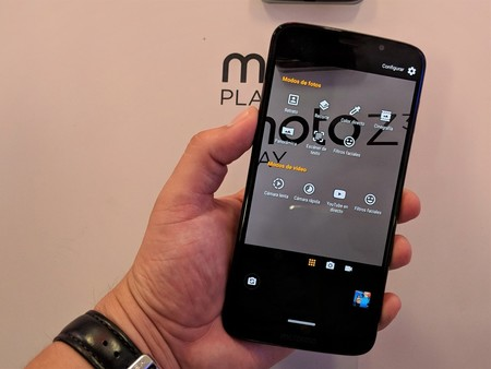 Moto Z3 Primeras Impresiones Efectos Cmara