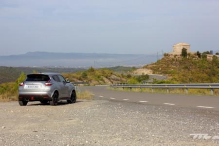 A prueba con el Nissan Juke Nismo RS. Un día de furia