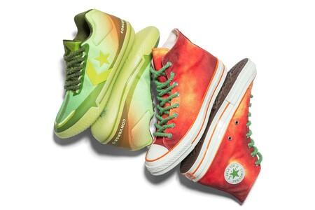 Converse y CONCEPTS revisitan el origen del Basketball para una nueva línea de zapatillas