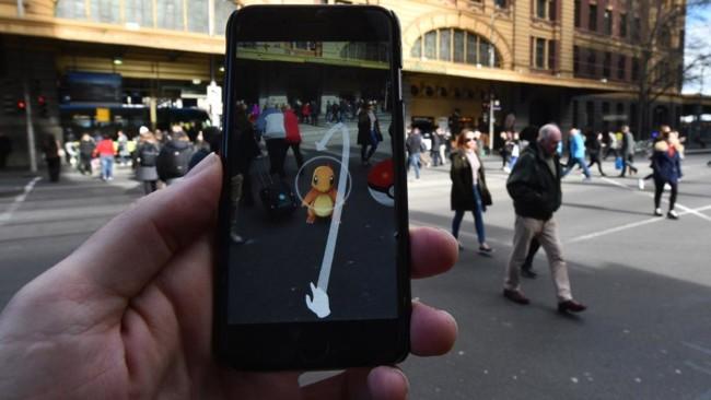 Pokemon Go Calle