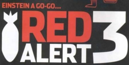 Más detalles sobre el próximo 'Red Alert 3'