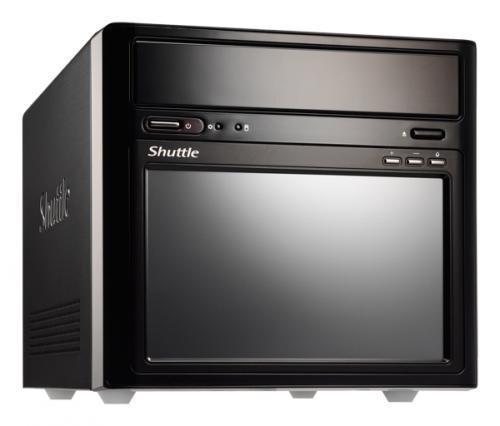 Ordenadores Shuttle D10 y X50, análisis en vídeo