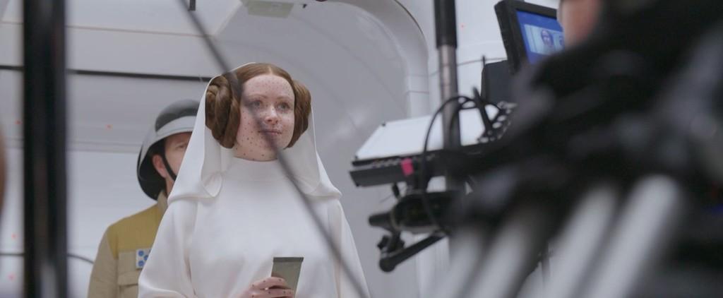 Leia Rogue Star