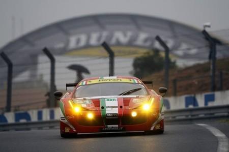 Ferrari ve el regreso a Le Mans y a la resistencia con buenos ojos