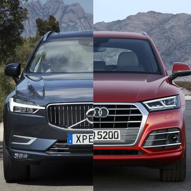Comparativa Volvo XC60 vs Audi Q5: ¿cuál es mejor para comprar?