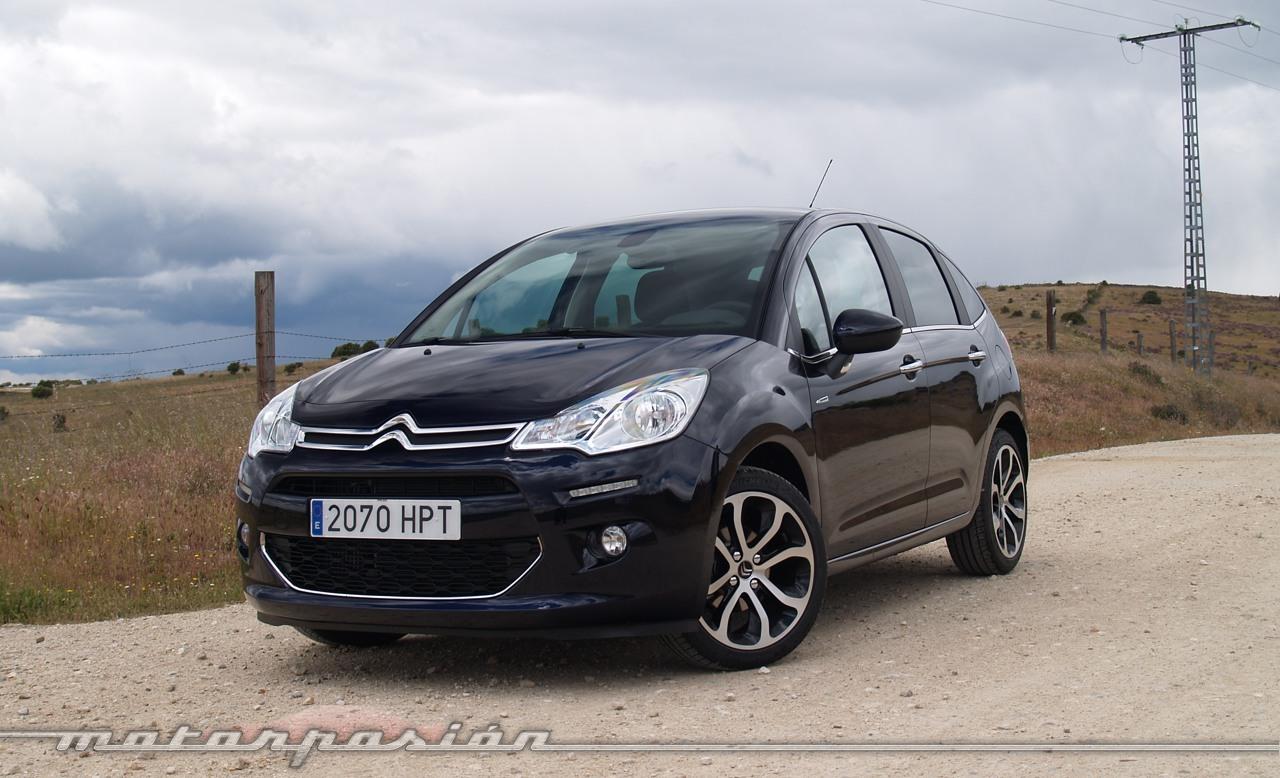 Citroën C3 2013 (presentación)