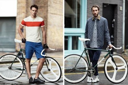 H&M presenta la colección Brick Lane Bikes para todos los ciclistas urbanitas