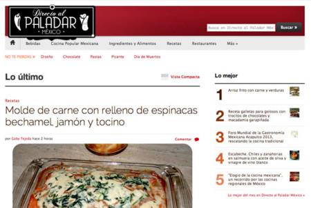 Chiles, fajitas, burritos, frijoles y muchos más en el nuevo Directo al Paladar México
