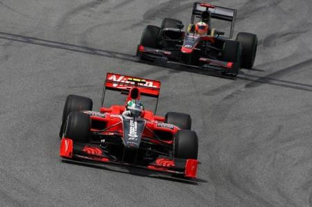 Ni Marussia Virgin Racing, ni Hispania Racing F1 Team utilizarán el KERS en 2011