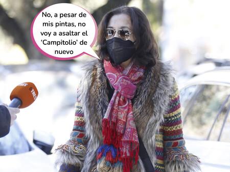 """Isabel Gemio responde públicamente a su sobrina Anabel y anuncia sus primeras demandas por """"linchamiento"""""""