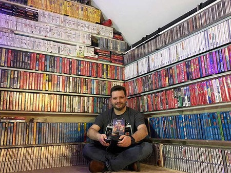 Largest Videogame Collection