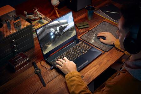 Ahorra 249 euros y compra el portátil gaming ASUS TUF F15 con Intel Core i5, 16 GB RAM y GTX 1650 más barato que nunca en Amazon