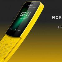 Nokia apuesta por los nostálgicos y revive el Nokia 8110 con un colorido aspecto y un precio algo exagerado