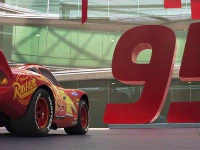 'Cars 3', nuevo y emocionante tráiler