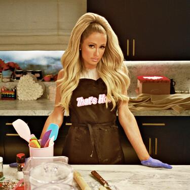 """De socialité a chef: Paris Hilton se estrena como cocinera en su nueva serie de Netflix """"Paris Hilton en la cocina"""""""