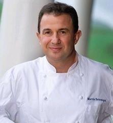 Lasarte, el nuevo restaurante de Martín Berasategui