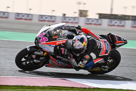 Arbolino Doha Moto2 2021