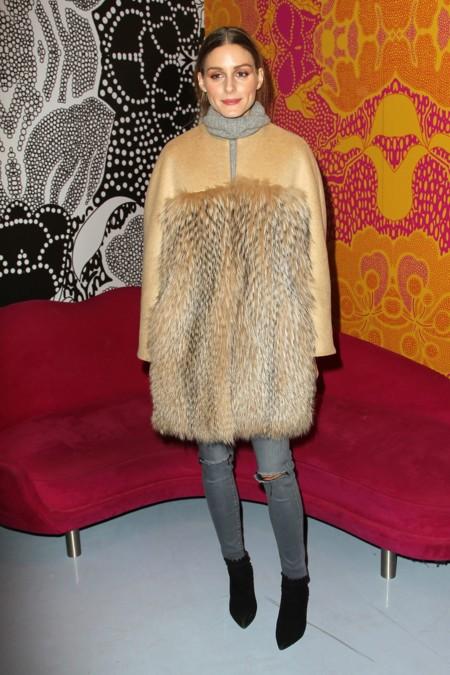 Olivia Palermo En Nueva York 2