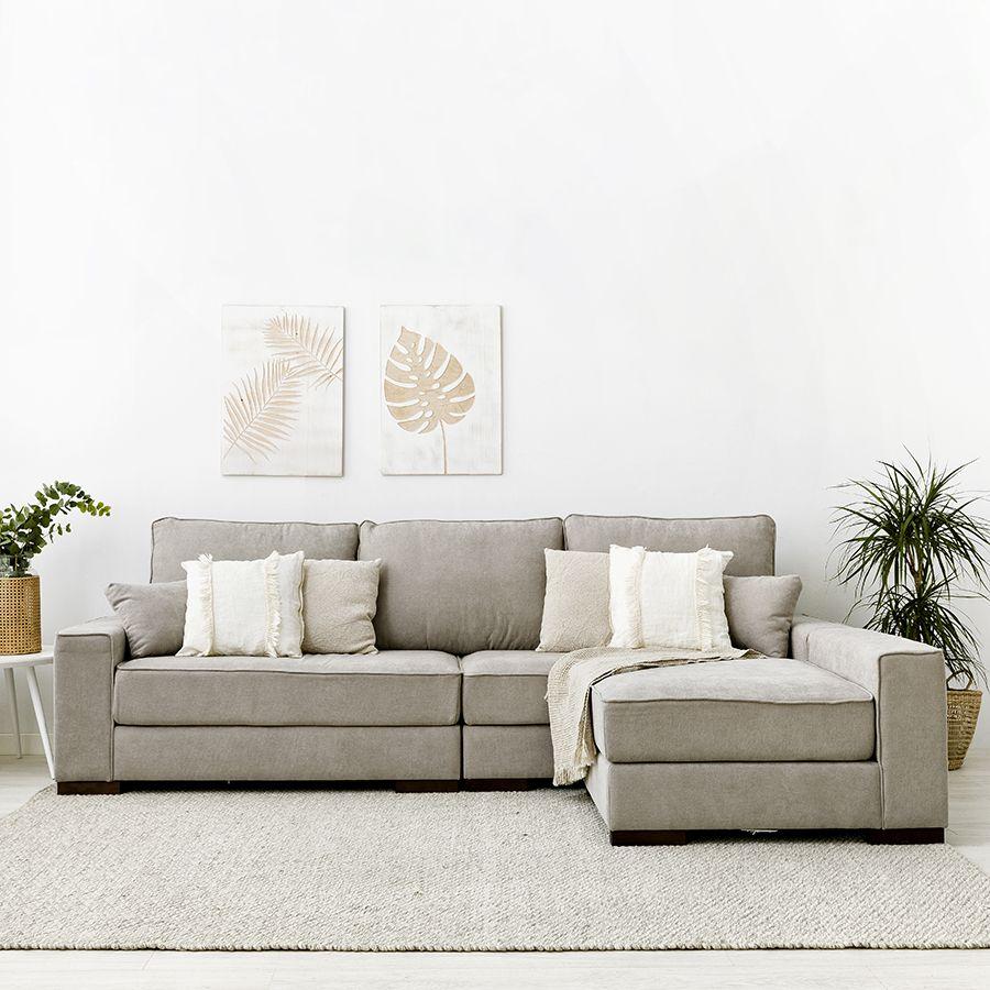 Block sofá modulas