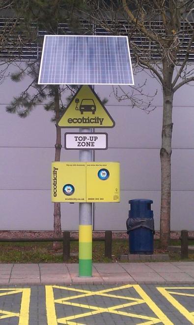 Poste de Ecotricity