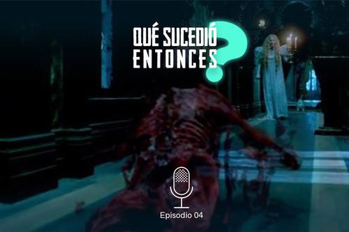 Desmenuzamos 'La cumbre escarlata' con Enerio Dima en la nueva entrega de nuestro podcast '¿Qué sucedió entonces?'