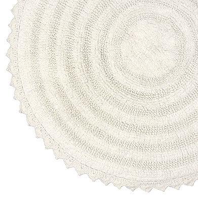 alfombra con ganchillo zara home