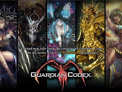 Square Enix lanza Guardian Codex, su nuevo juego de batallas por turnos de descarga gratuita
