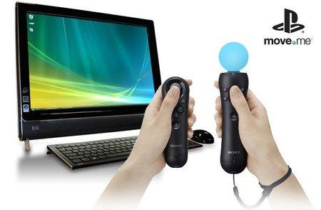Playstation Move también llegará a PC