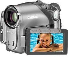 Canon DC40, videocámara panorámica