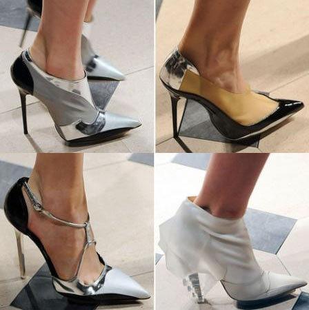 Balenciaga trae el futuro a tus pies