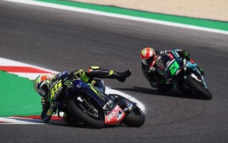 Rossi Misano Motogp Salvada 2019