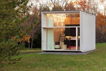 KODA, una casa prefabricada que se instala en siete horas con todo lo necesario para vivir