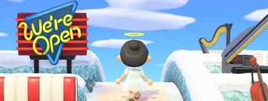 Esta isla en Animal Crossing tiene todos los objetos como si fuese un supermercado gigante. Y tú también puedes ir a comprar